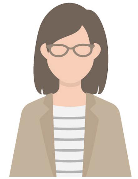 20代エンジニア女性